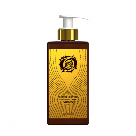 French Leather Smooth Body Cream (250 ml)