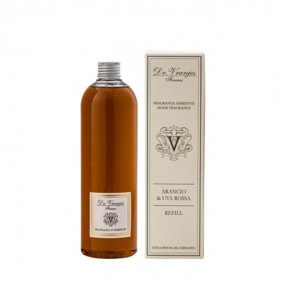 Arancio & Uva Rossa - Refill Plastic Bottle (500 ml)