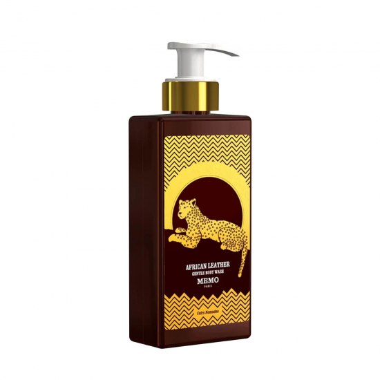 African Leather Gentle Body Wash (250 ml)