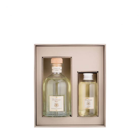 Ginger Lime - Gift Box with Refill (500 ml)