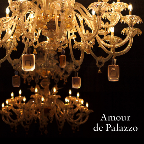 Amour de Palazzo - The Classics High-Luxury Coffret (50 ml + 7 ml)