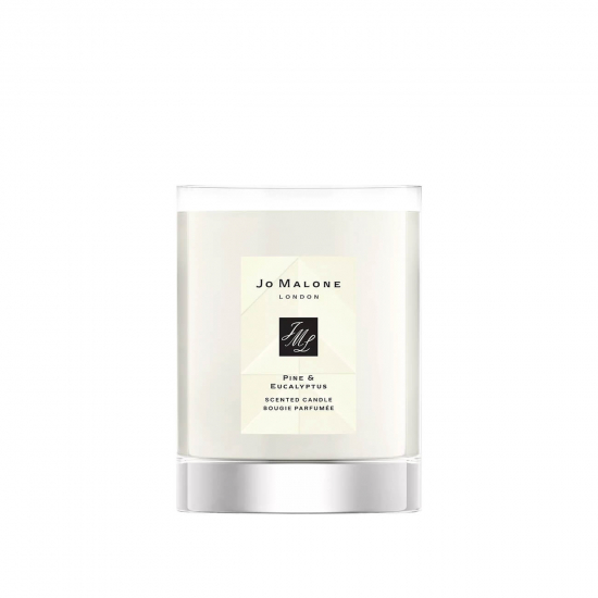 Pine & Eucalyptus Travel Candle (60 gr)