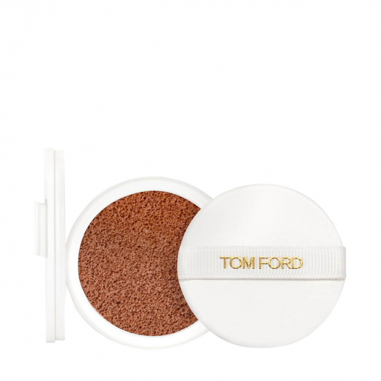 Glow Tone Up Foundation SPF 45 Hydrating  Cushion Compact Refill - Deep Bronze