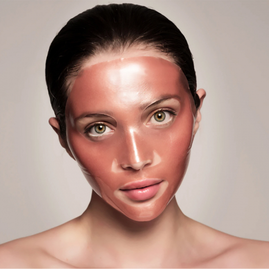 Rose Gold Brightening Facial Tratment Mask