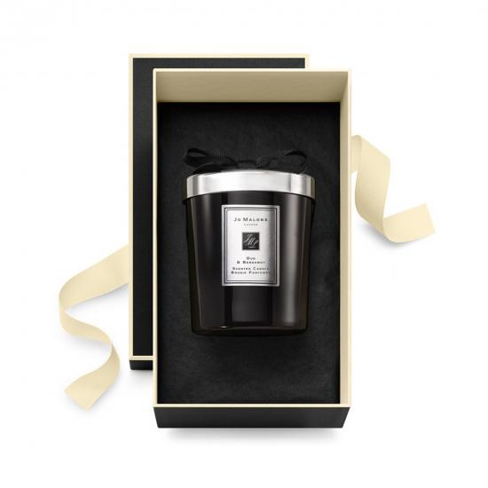 Oud & Bergamot Candle (200 gr)