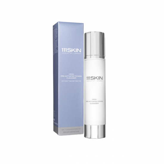 Cryo Pre-Activated Tonning Cleanser (120 ml)