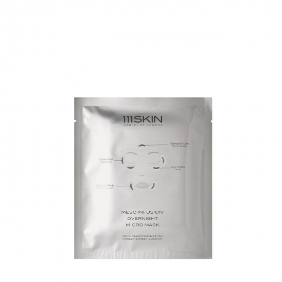 Meso Infusion Overnight Micro Mask Single