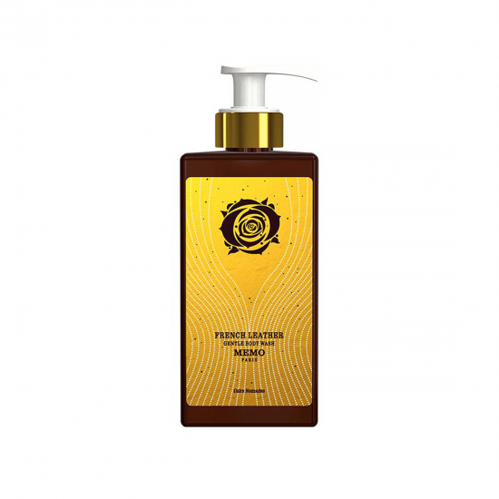 French Leather Shower Gel (250 ml)