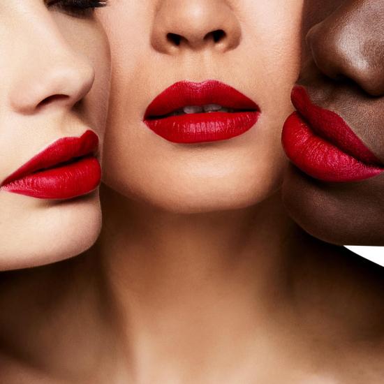 Lip Color Satin Matte - Scarlet Rouge