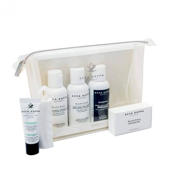 White Moss - Travel Set (360 ml)