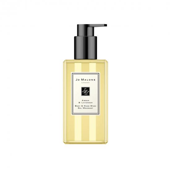 Amber & Lavender Body & Hand Wash (250 ml)
