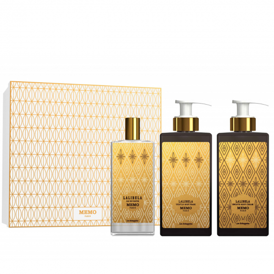 Lalibela Coffret Bath Set