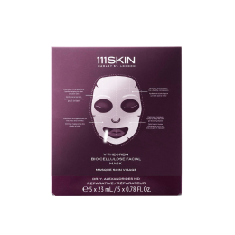 Y Theorem Bio Cellulose Facial Mask Set