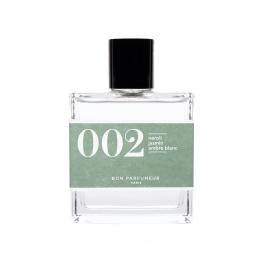 002: Neroli, Jasmine, White amber (30 ml)