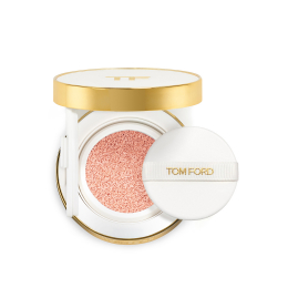 Soleil Glow Tone Up Cushion Hydrating - Rose