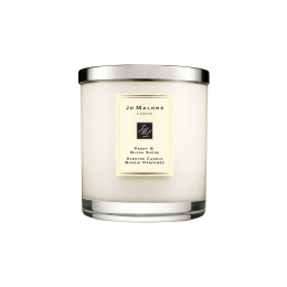 PEONY&BLUSH SUEDE  DELUXE CANDLE 600 GR