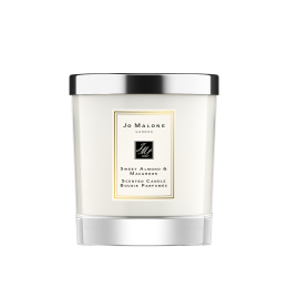 Sweet Almond Macaroon Candle (200 gr)