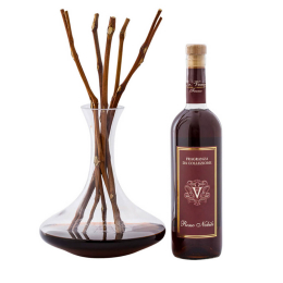 Rosso Nobile - Gift Box Decanter with Bordeaux Bottle (750 ml)