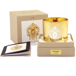 Andromeda Gold Candle (170 gr)
