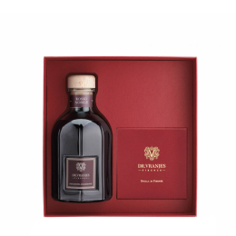 Rosso Nobile - Gift Box with Décor Set (500 ml)