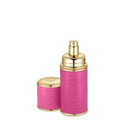 Pink with Gold Trim Deluxe Atomiser (50 ml)