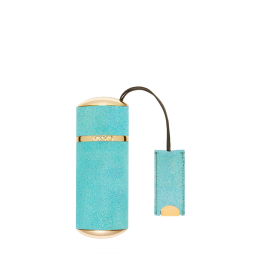 Turquoise Blue Disco - Travel Case